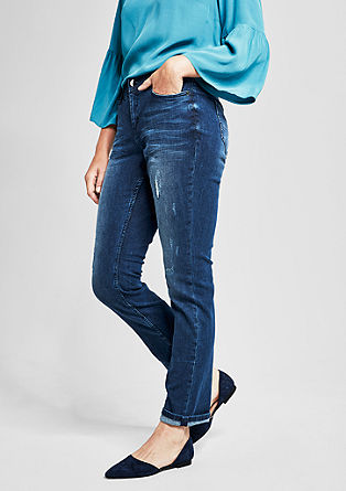 Curvy fit: vintage jeans from s.Oliver