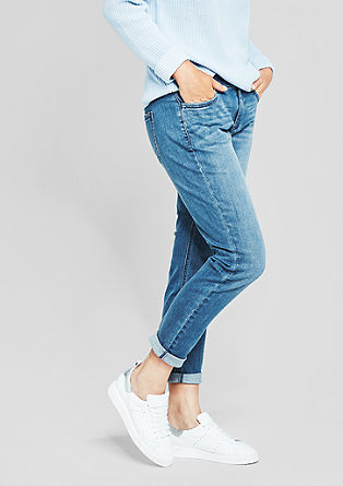 Fancy Boyfriend: vintage stretch jeans from s.Oliver
