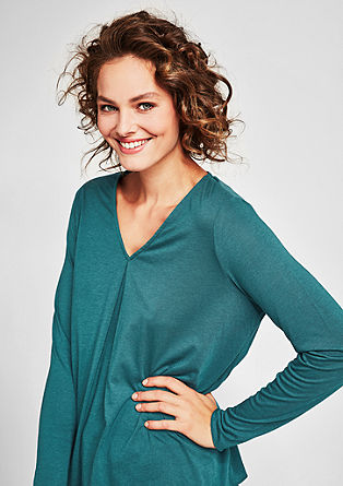 Feminines V-Neck-Shirt