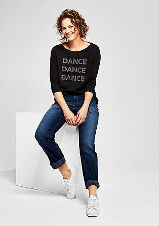 Curvy Straight: Klassische Jeans