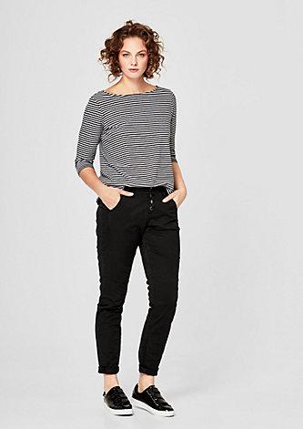 Fancy Boyfriend: Coloured Jeans