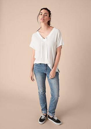 Tričko s módními akcenty