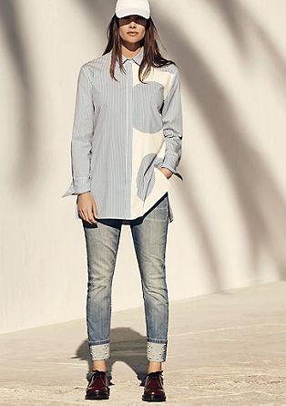 Fancy boyfriend: jeans met details
