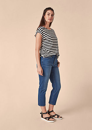 Curvy Slim: 7/8-Stretchdenim