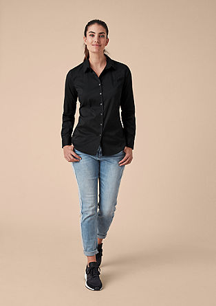 Feminine stretch blouse from s.Oliver
