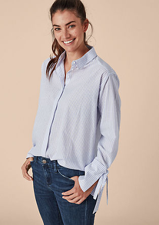 Striped blouse from s.Oliver