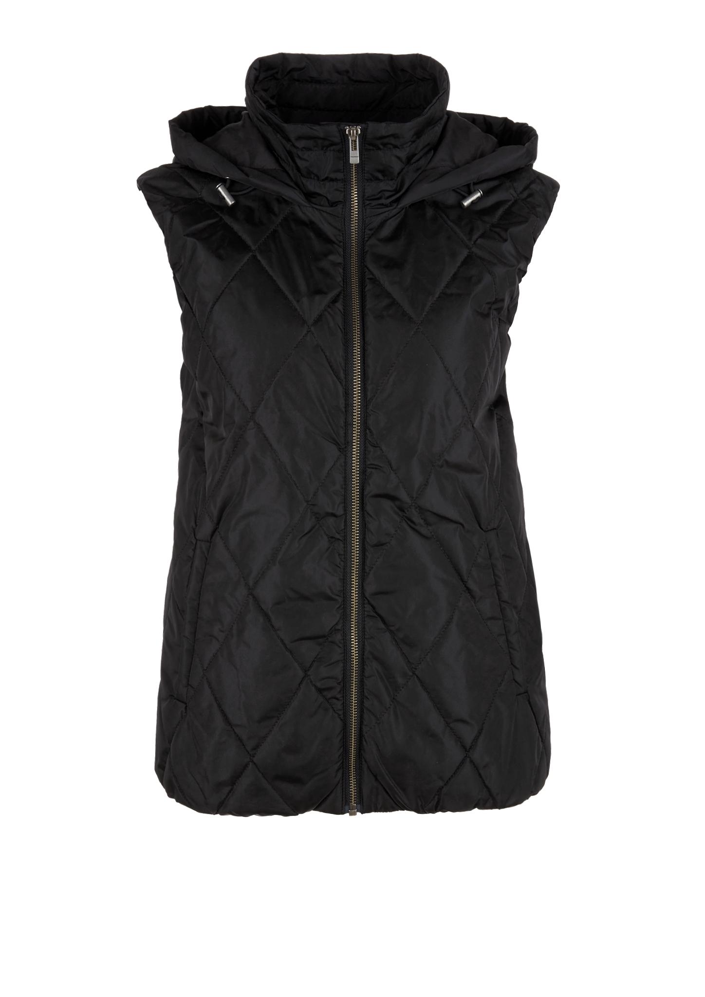Outdoor-Weste | Sportbekleidung > Sportwesten > Outdoorwesten | Grau/schwarz | Obermaterial 100% polyamid| futter 100% polyamid| füllmaterial 100% polyester | TRIANGLE