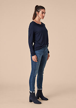 Curvy Extra Slim: Stretch jeans from s.Oliver