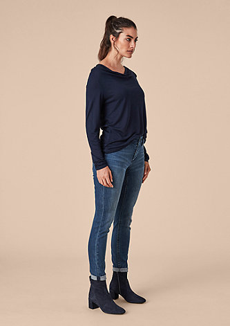 Curvy Extra Slim: Stretchjeans