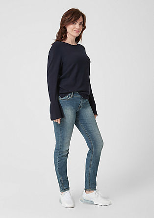 Lightweight fine knit jumper from s.Oliver
