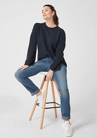 Curvy Slim: strečové džíny