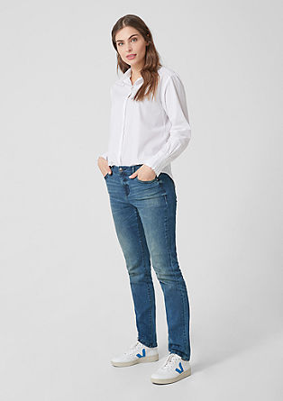 Fancy Boyfriend: Stretch jeans from s.Oliver
