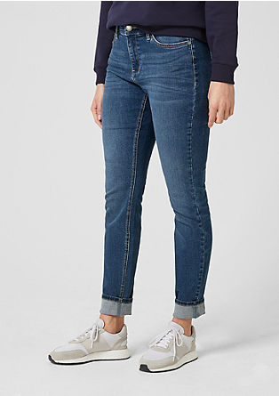 Regular Extra Slim Leg: jeans from s.Oliver