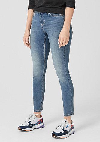 Basic Extra Slim Leg: Ankle-Jeans