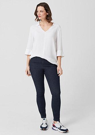 Regular Slim Leg: Denim