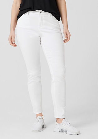 Curvy Extra Slim Leg: Jeans from s.Oliver