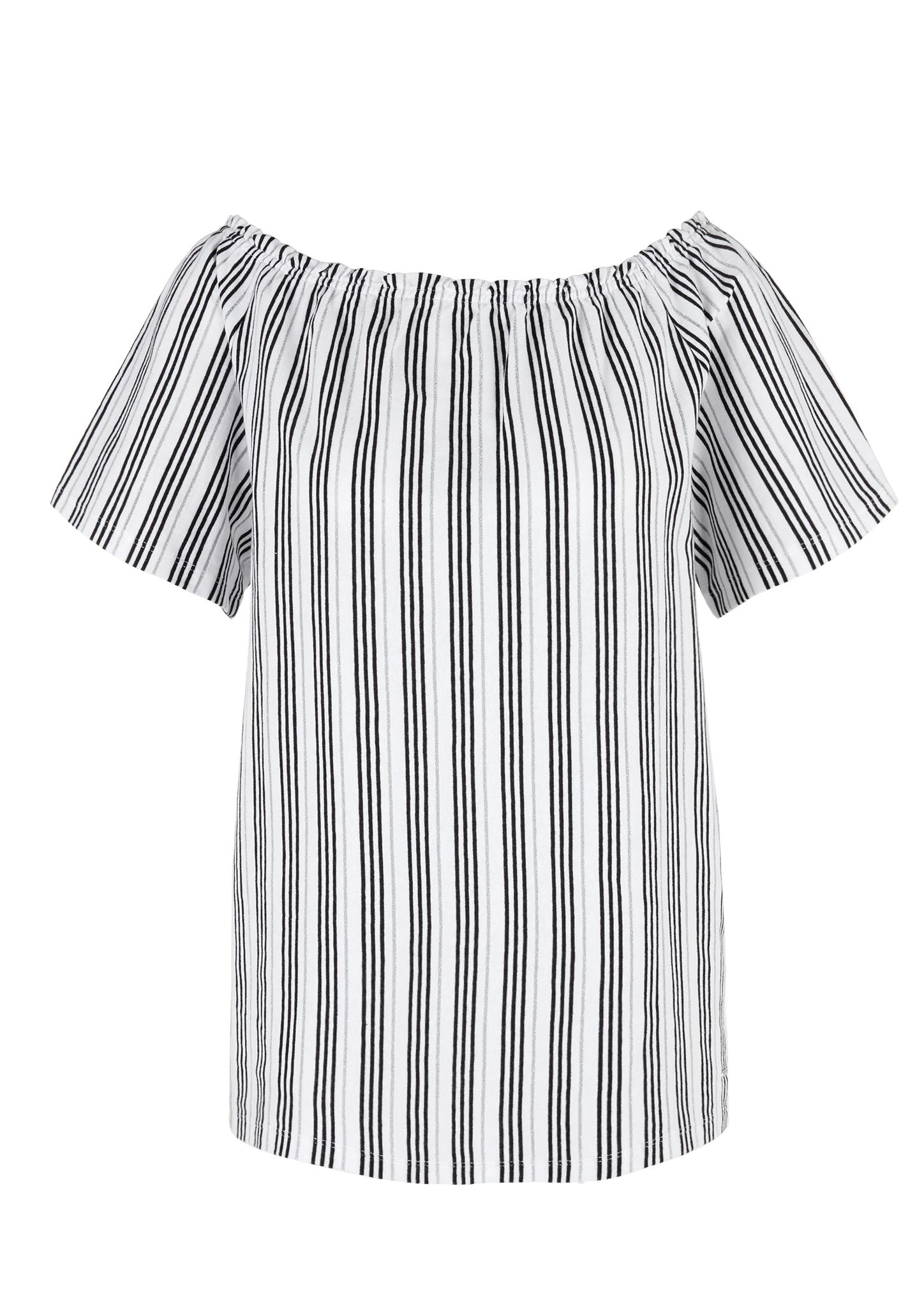 Carmenshirt | Bekleidung > Shirts > Carmenshirts & Wasserfallshirts | TRIANGLE
