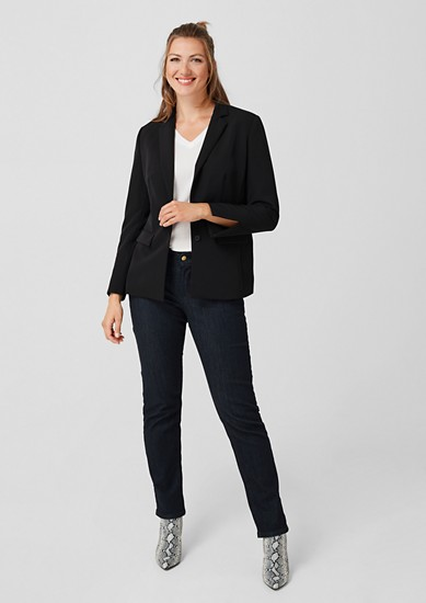 Classic blazer from s.Oliver