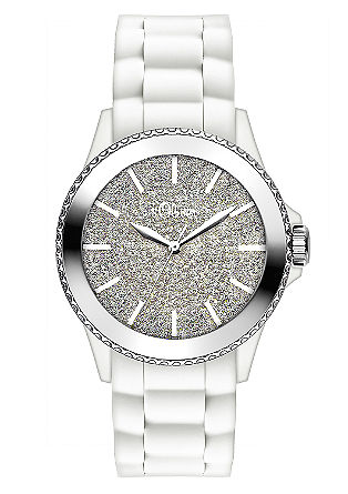 Armbanduhr mit schickem Zifferblatt