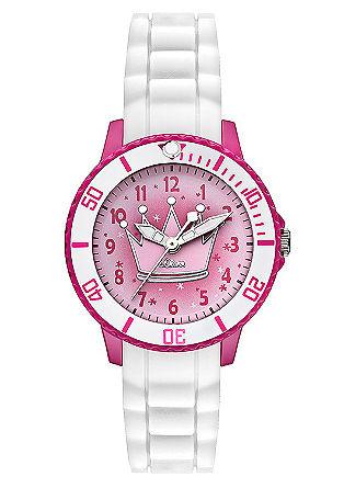 Grappig horloge met siliconen band voor kids