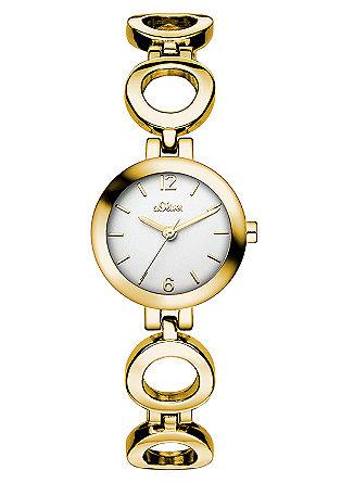 Horloge met een schakelband