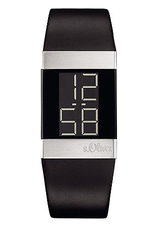 Digitaal horloge in minimalistische look