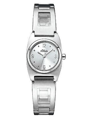 Armbanduhr mit Faltschließe