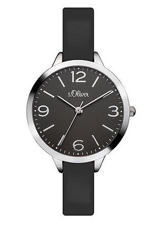 Uhr mit schmalem Wechselarmband