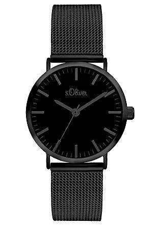 Klassische Milanaiseband-Uhr