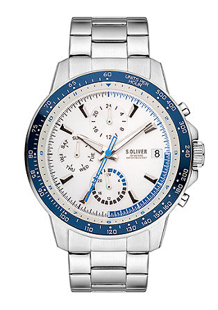 Multifunctioneel horloge van edelstaal