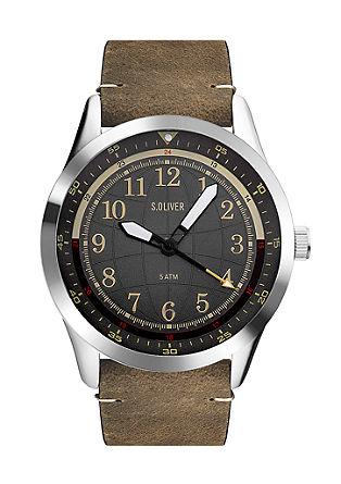 Horloge met retrolook