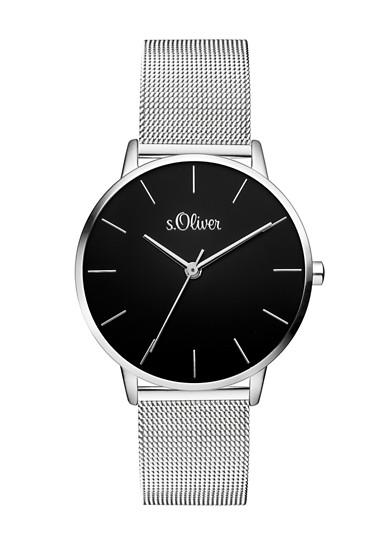 Armbanduhr aus Edelstahl