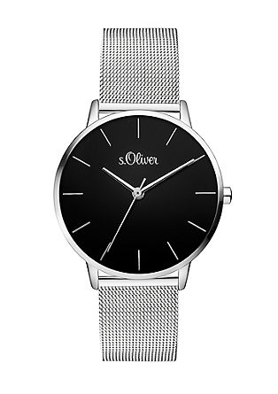 Horloge van edelstaal