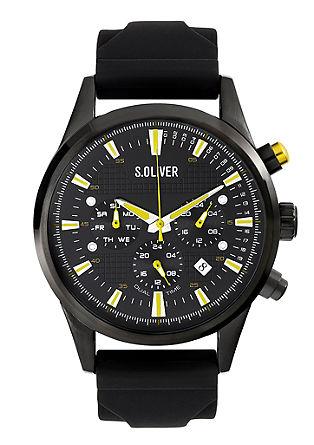 Multifunctioneel horloge met siliconen bandje