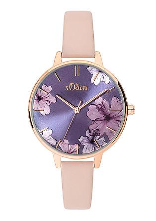 Armbanduhr mit Deko-Zifferblatt