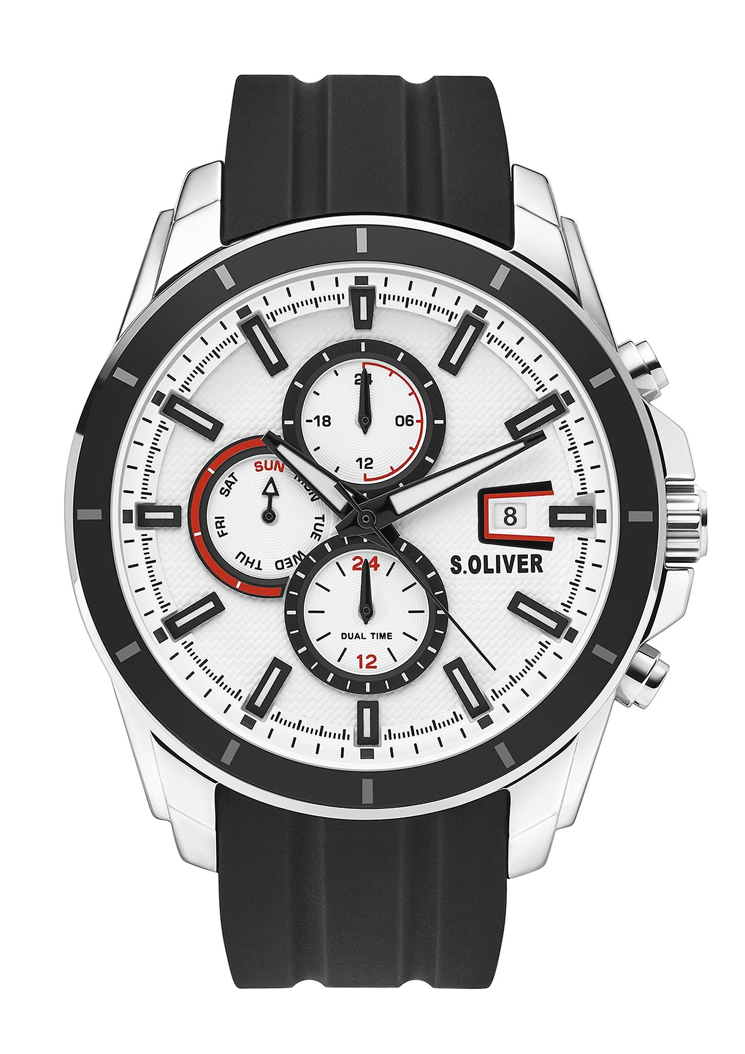 Armbanduhr | Uhren > Sonstige Armbanduhren | s.Oliver