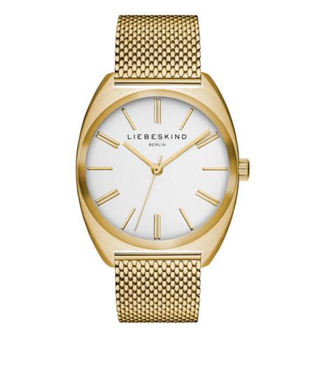 Metal Large LT-0061-MQ wristwatch from liebeskind