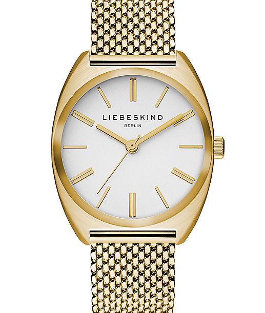 Metal Medium LT-0063-MQ watch from liebeskind