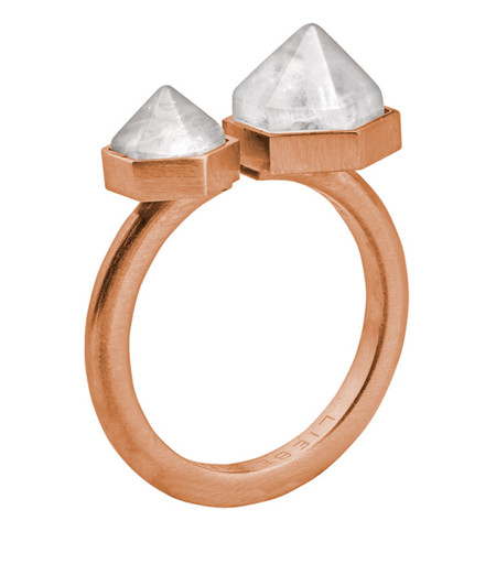 Kristall Ring