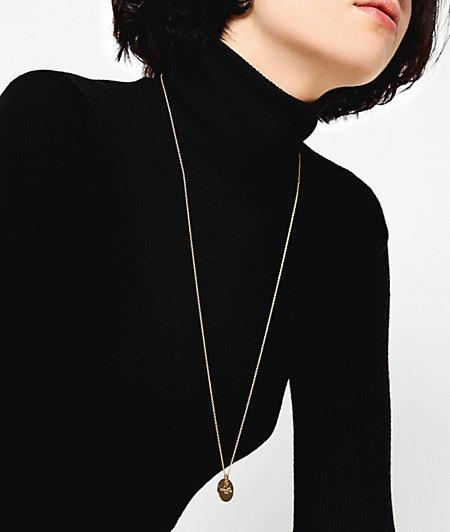 Halskette Logotag aus Edelstahl