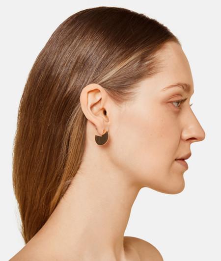 Geometrische Ohrstecker