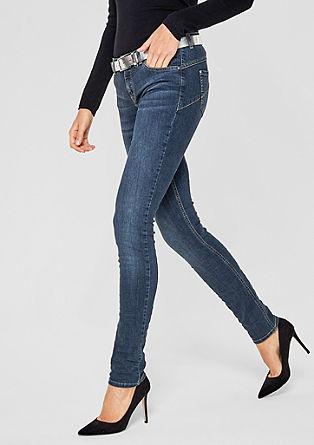 Sienna Slim: jean bleu de s.Oliver