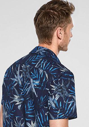 Slim: Leichtes Freizeithemd