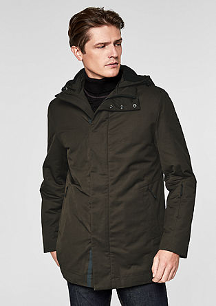 Robust outdoor parka from s.Oliver