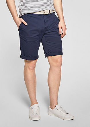 Frederico Slim: Bermudas with a belt from s.Oliver