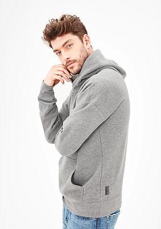 Sweat-shirt à capuche doté d'une poche kangourou de s.Oliver