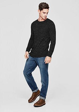 Meliran pulover z lanom