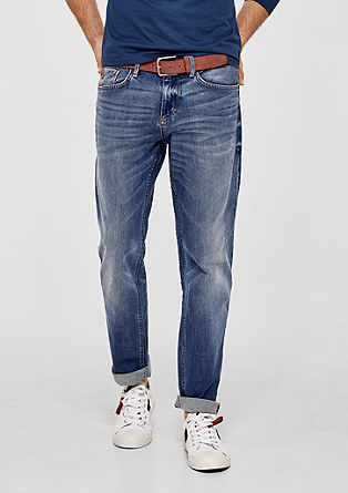 Tubx Regular: stretch jeans from s.Oliver