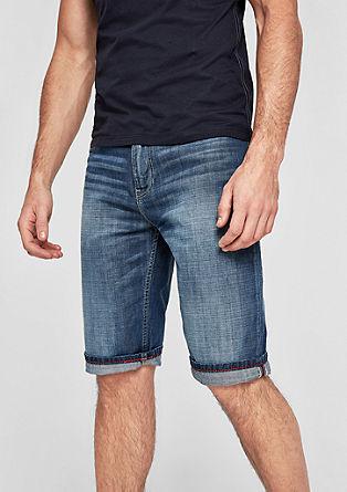 Tubx Regular: short en jean de s.Oliver