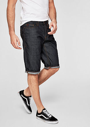 Tubx regular: denim short